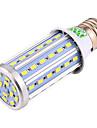 ywxlight® 18w E26 / e27 светодиодные фонари 60 СМД 5730 1500-1600lm теплый / холодный белый AC 85-265V