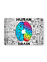 MacBook Front Decal Laptop Sticker Human For MacBook Pro 13 15 17, MacBook Air 11 13, MacBook Retina 13 15 12