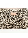 Classic Leopard Laptop Sleeve Notebook Bag Laptop Case Cover Liner Bag Shockproof 15.6 inch
