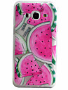 Watermelon Pattern Material TPU Phone Case For Samsung Galaxy J5 J5(2016) J3(2016)