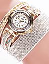 New Fashion Luxury Rhinestone Bracelet Women Watch Ladies Quartz Watch Casual Women Wristwatch Relogio Feminino