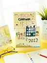 Бизнес Календари Бумага,1 Пачек