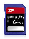 ZP 64GB Cartao SD cartao de memoria UHS-I U1 class10