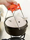 Stainless Steel Pot Picker Heat Insulation Easily Moved PortableRandom Colour