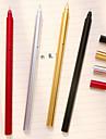 conjunto de metal de cor de revestimento caneta gel (10 pcs)