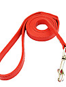 Dog Leash Casual Solid / Stripe Red / Black / White / Blue / Pink PU Leather