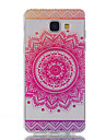 For Samsung Galaxy A5 (2016) Bilateral Sunflowers Pattern High Permeability TPU Material Phone Case