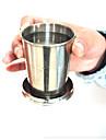 Необычные чашки / стаканы / Бокалы для вина / Чашки для путешествий 1pcs Из нержавеющей стали, -  Высокое качество