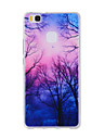 For Huawei Y635 4C 4X 5C 5X P8 P9 P8Lite P9Lite Honor8 Honor7 Honor6 Case Cover Duskwood Pattern TPU Material Phone Case