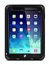 용 물 / 먼지 / 충격 증명 케이스 풀 바디 케이스 단색 하드 메탈 Apple iPad 4/3/2