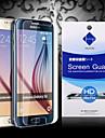 hd protecteur d\'ecran avec la poussiere absorbeur pour Samsung Galaxy S6 (1 pc)