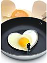 2 ед. DIY прессформы For Для приготовления пищи Посуда / Для Egg Металл Творческая кухня Гаджет