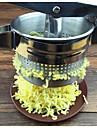 Картошка Руководство Соковыжималка For Для приготовления пищи Посуда Нержавеющая сталь Творческая кухня Гаджет