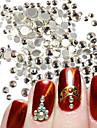 400-500pcs/bag Manucure De oration strass Perles Maquillage cosmetique Nail Art Design