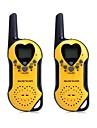 22 canaux UHF talkie walkie de t5 avec ecran lcd