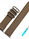 Watch Band for Apple Watch 42mm 38mm Classic Buckle Nylon Replacement Brecelet Strap