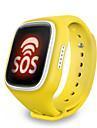 Детские часыДлительное время ожидания Педометры Сенсорный экран Регистрация дистанции Хендс-фри звонки Анти-потерянный GPS Контроль