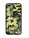 For Pattern Case Back Cover Case Camouflage Color Hard Acrylic for iPhone 7 Plus 7  6s Plus 6 Plus 6s 5s 5 SE