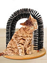 Cat Toy Pet Toys Interactive Scratch Pad Plush