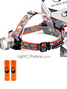 U\'King® ZQ-X830S#4 CREE XML-T6 LED 2000LM Zoomable 180 Rotate 3Modes Headlamp Bike Light Kits with Rear Safety LED