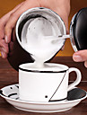 # ml  Stainless Steel Milk Frother , Drip Coffee Maker Reusable
