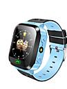 ips 1,44 \'\' ecran tactile montre intelligente enfants tracker GPS sos anti-perdus enfants intelligents bracelet finder securite a distance