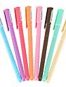 στυλό gel 8 χρώματα 0,35 χιλιοστά του μελανιού 1 σετ 8 τεμ