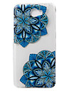 For HUAWEI 5X Nova P8LITE Y5II Maimang5 Case Cover Diagonal Flower Painted Pattern TPU Material Phone Case