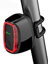 Luz Traseira Para Bicicleta LED - Ciclismo Recarregavel Facil de Transportar Lumens Bateria Ciclismo Motocicleta