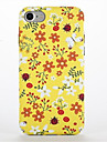 Para Estampada Capinha Capa Traseira Capinha Flor Rigida PC para AppleiPhone 7 Plus iPhone 7 iPhone 6s Plus iPhone 6 Plus iPhone 6s