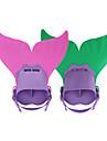 Snorkeling Packages Diving Fins Diving Packages Adjustable Fit Short Blade Diving / Snorkeling Swimming PP TPR