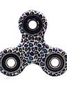 Toupies Fidget Spinner a main Jouets Tri-Spinner Metal ABS Plastique EDCSoulagement de stress et l\'anxiete Jouets de bureau Soulage ADD,