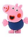 64GB piglet George rubber USB2.0 flash drive disk