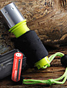 照明 LED懐中電灯 携帯式フラッシュライト LED 1600 ルーメン 3 モード Cree XM-L T6 18650 キャンプ/ハイキング/ケイビング 日常使用 ダイビング/ボーティング サイクリング 狩猟 ワーキング 登山 アルミ合金 プラスチック