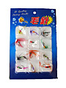 1 pcs Fishing Lures Flies g/Ounce mm inch,Plastic General Fishing