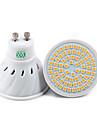 7W GU10 GU5.3(MR16) E26/E27 Lampadas de Foco de LED 72 SMD 2835 500-700 lm Branco Quente Branco Frio Branco Natural Decorativa V 1 pc