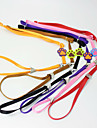 Candy dog collar pet traction rope dog Claw printing nylon rope dog collars cat dog harness Pet supplies Wholesale sales