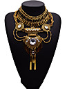 Women\'s Statement Necklaces Jewelry Jewelry Gem Alloy Fashion Euramerican Jewelry For Party Gift