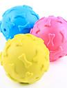 Игрушка для собак Игрушки для животных Шарообразные Жевательные игрушки Скрип Кость