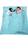 Almofada de Dormir Saco de dormir Saco de dormir Liner Saco de Dormir Indoor Casal (L200 cm x C200 cm) 23 Poliester180 Viajar InteriorA