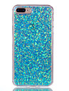 For iPhone 8 iPhone 8 Plus Case Cover Shockproof Back Cover Case Glitter Shine Soft Acrylic for Apple iPhone 8 Plus iPhone 8 iPhone 7