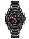 Men\'s Watch Fashion Casual Watches Men Luxury Brand Led Digit Watch Quartz Relogio Masculino Military Reloj Clock Wrist Watch Cool Watch Unique Watch