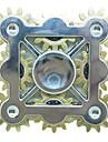 Toupies Fidget Spinner a main Jouets Gear Spinner Metal EDCSoulagement de stress et l\'anxiete Jouets de bureau Soulage ADD, TDAH,