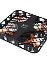 Drone IDEAFLY 382 4CH 6 Eixos - Iluminacao De LED Retorno Com 1 Botao Modo Espelho Inteligente Voo Invertido 360° Flutuar Aviso De