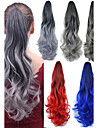 Long Body Wave Ponytail Women Synthetic Cheap Cosplay Party Hair Extension