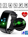 Smat Band Heart Rate Monitor Smart Bracelet Waterproof Fitness Tracker Watch Clock Smartband for IOS Android Phone