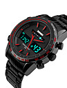 SKMEI® 1131  Men\'s Woman Watch Outdoor Sports Multi - Function Watch Waterproof Sports Electronic Watches 50 Meters Waterproof