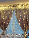 0.5W W Guirlandes Lumineuses lm AC110 3 m 240 diodes electroluminescentes Blanc chaud Blanc