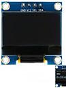Arduino 용 0.96 128x64 i2c 인터페이스 흰색 컬러 디스플레이 모듈