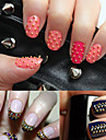 2.8*2.8*1.6 Manucure De oration strass Perles Maquillage cosmetique Nail Art Design